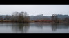 20150201 (mkniebes) Tags: longexposure morning trees winter reflection castle nature water zeiss river germany landscape bare smooth silk bochum landschaft ruhr burgblankenstein distagont235