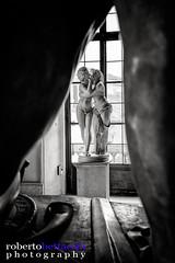Amore & Psiche (Roberto Bettacchi Photography) Tags: rome love monochrome statue museum blackwhite museo amore psiche