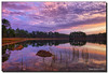 The Sound of Silence (Fraggle Red) Tags: lake reflection grass clouds landscape dawn nationalpark rocks florida evergladesnationalpark campground hdr enp longpinekey 7exp canonef1635mmf28liiusm miamidadeco dphdr canoneos5dmarkiii 5d3 5diii adobelightroom5