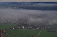 Grassau (Aah-Yeah) Tags: fog bayern nebel achental nebelmeer chiemgau grassau