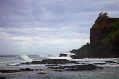 A Rocky Coast (Deb Jones1) Tags: ocean sea seascape beach beauty australia nsw heads beaches lennox boulderbeach