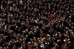 Camera dei Deputati, 31/01/2015, Elezione Presidente della Repubblica