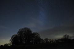 Milkyway.. (Vargur616) Tags: nature night clouds stars landscape star nacht natur wolken landschaft sterne milkyway milchstrase