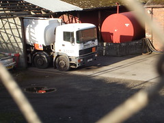 ERF Tanker (lms1967) Tags: erf tanker 8wheeler
