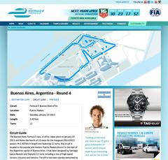 Formula-e circuit guides (Paul Weston, Genius & Me) Tags: city