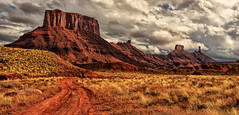 Warm Light Professor Valley (Jeff Clow) Tags: usa landscape bravo western iconic southwestern moabutah theoldwest professorvalley jeffclowphototours
