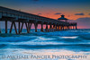 Deerfield Beach Pier at Sunrise (Michael Pancier Photography) Tags: sea usa sun seascape sunrise coast pier sand surf waves florida playa fl deerfieldbeach atlanticocean eastersunday atlanticcoast commercialphotography naturephotographer michaelpancierphotography landscapephotographer eastersunrise fineartphotographer michaelapancier deerfieldbeachpier wwwmichaelpancierphotographycom easter2012