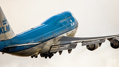 Boeing 747-406 PH-BFN KLM - Royal Dutch Airlines (WvB Photography - The Sky Is The Limit) Tags: dutch amsterdam airplane airport pentax aviation royal airline boeing klm airlines schiphol airliner airliners k5 eham phbfn 747406 sigma150500oshsm pentaxk5 weslyvb weslyvanbatenburg