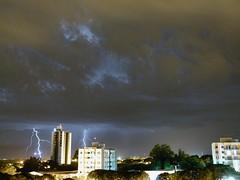 (IgorCamacho) Tags: brazil sky storm nature paran brasil night clouds raios long exposure natureza cu southern cielo nubes tormenta nuvens noite lightning sul exposio longa tempestade relmpagos