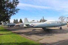 "Lockheed T-33A ""Shooting Star"" 55-3021 (2wiice) Tags: lockheed shootingstar t33 lockheedt33 lockheedshootingstar t33shootingstar t33a lockheedt33shootingstar 553021"