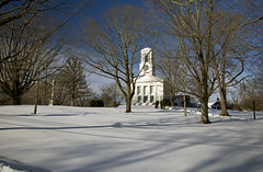 1st Church of Christ Congregational in the snow (Bob Gundersen) Tags: park old blue winter white snow cold building tree green church monument architecture outside photo interesting nikon flickr exterior image shots snowy connecticut clinton shoreline picture newengland ct places scene christian historical scenes route1 gundersen conn congregational nikoncamera d600 nationalhistoriclandmark nationalregisterofhistoricplaces whitechurch bostonpostroad nationalregistryofhistoricplaces towngreen nikond600 firstchurchofchristcongregational connecticutscenes bobgundersen robertgundersen