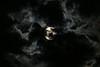The Covered Moon (GeraldDeschain) Tags: cloud moon night clouds canon dark noflash 300mm f56 dslr nwn darky 650d t4i allmanual canon650d rebelt4i geralddeschain