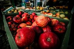 More apples (Melissa Maples) Tags: winter food fruit germany deutschland nikon europe market sigma apples bazaar 1020mm ludwigsburg marktplatz  f456 hsm  1020mmf456 d5100