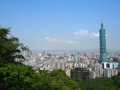 In 2004, around the same time as the Tsunami in Asia struck, Taipei 101 was finished. Taipei 101 was then The worlds highest building with its 509 meters! Today its The second highest building in The world after burj Khalifa in Dubai!