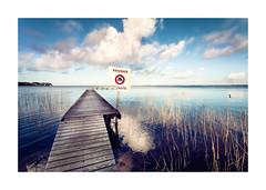BAIGNADE ---ERDITE (EXTRAIT) Tags: lac ponton hourtin bombannes pontonhourtin