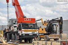 PPM 480 ATT (Alexandre Prvot) Tags: construction construccin lorraine worksite buildingsite travaux chantier cugn grandnancy baustellebauplatz