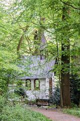 Kleine Kapelle im Wald - Little chappel in the woods (ralfkai41) Tags: wood kirche architektur wald church nature trees forest architecture outdoor chappel klein kapelle natur