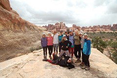 Hiking: Canyonlands/Arches (CRMS Photos) Tags: hiking canyonlands archesnationalpark springtrip coloradorockymountainschool outdoorprogram crms201516