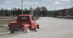 (Jonas.W.) Tags: ford pickup magnor classicrace