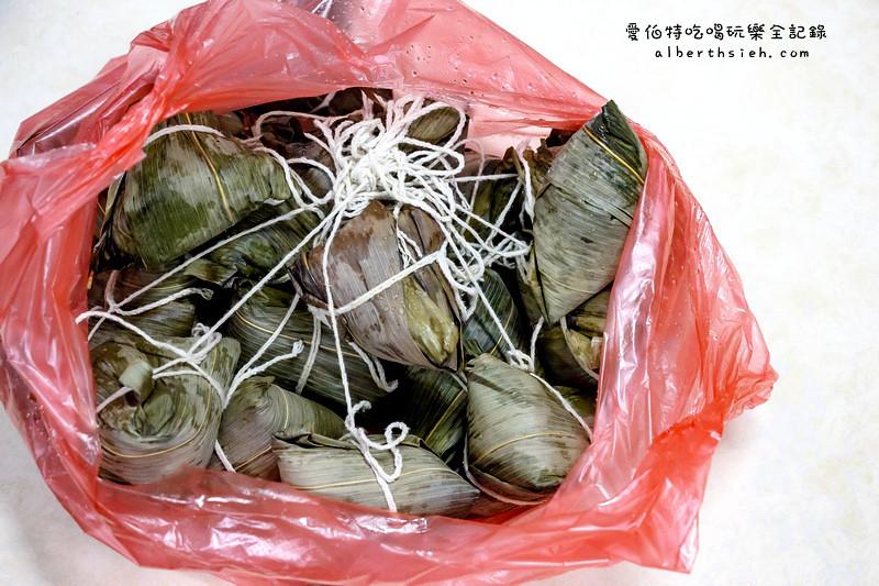 台中田媽媽肉粽