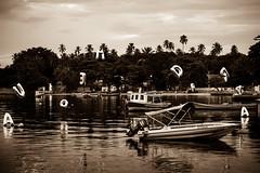 Interveno do Artista Leo Ayres (Euter Mangia Fotografia) Tags: arte leo paqueta ayres ilha mangia contemporanea experimenta euter