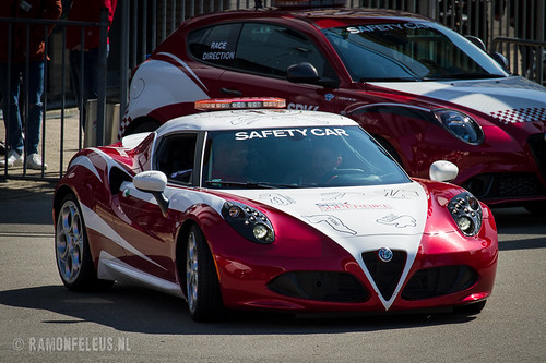Alfa Romeo 4C - WorldSBK Assen 2016
