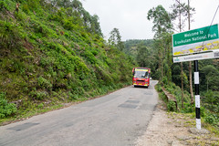 _DSC0987 (Roy Prasad) Tags: park travel india bus forest traffic sony kerala prasad eravikulam rx10 royprasad rx10m2