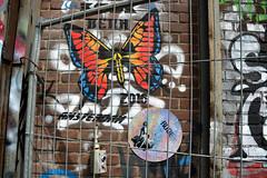 graffiti amsterdam (wojofoto) Tags: holland amsterdam graffiti stencil nederland stencilart ndsm wolfgangjosten wojofoto