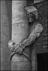 Jesus (David Gilson) Tags: barcelona jesus statues gaudi catalunya sagradafamilia