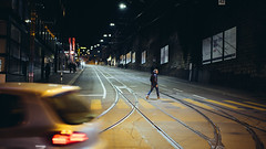 ..c.e.n.t.r.a.l.. (Cem Bayir) Tags: street leica city people motion color film night 50mm movement lowlight crossing f14 central bynight moment zrich capture summilux asph zh m240 filmsimulation vsco leicam240 vscomood shootmood