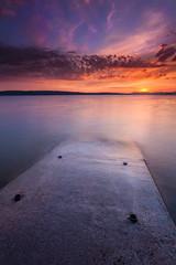 The End (Lars verb) Tags: sunset sea sky sun water oslo norway clouds evening canonef1740mmf4lusm hvervenbukta canoneos5dmarkii leendgrad