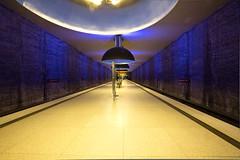 Platform (Pamela Marklew) Tags: underground subway munich mnchen ubahn westfriedhof