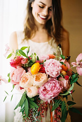 Peonies-and-Ranunculus-botanical-inspired-shoot-by-cool-chic-style-fashion (Cool Chic Style Fashion) Tags: flower style ranunculus blooms florals peonies bouquets
