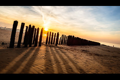 |||| |||||| (Thierry Hudsyn) Tags: longexposure sunset belgium belgique knokke cinematic merdunord canon6d cinematicphotography ef1635mmf4lisusm