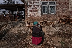 SOCIAL DOCUMENTARY PHOTOGRAPHY - NEPAL, ONE YEAR AFTER THE EARTHQUAKE (SUNA_PHOTOGRAPHY) Tags: nepal photojournalism endurance discovery recovery internship earthquak