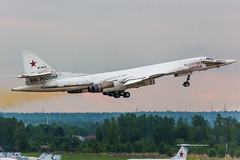 Tu-160 Rf-94113  UUMB 05.21.2016 (alexandershukhov) Tags: travel sky clouds plane canon airplane army fly flying inflight airport wings eyes war technology force arms russia aircraft aviation surveillance military flight jet aerial cargo landing communication celebration airshow demonstration transportation vehicle activity airborne propeller scenes defense aviator cloudscape jammer spotting forces turboprop aerospace warplane airbase aeronautics armed planespotting aerodynamic tu160 cocpit avgeek 5dmkiii blacjkack