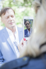Andrew Wakefield on Periscope (JoshuaColeman) Tags: from cinema del senator andrew doctor richard polly wakefield pan bigtree ran libre asd mmr autism cdc catastrophe coverup periscope controversial vaccinations whistleblower vaccines controvery tommey sb277 panran vaxxed