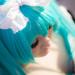 Cosplay: Maid Miku (Vocaloid) // Navitar TV Lens 75mm 1:1.3