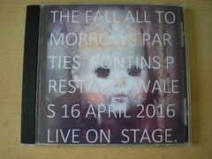 THE FALL - All Tomorrows Parties Pontins Prestatyn Wales 16th April 2016 (livegigrecordings) Tags: fall
