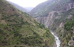 River Iravati coming from Holi (Rupak Sarkar and Uma Sarkar) Tags: ravi holi himachal himalayas bharmour iravati