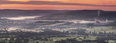 Hope Valley view (scott.hammond34) Tags: uk sky panorama mist colour clouds sunrise canon landscape eos dawn outdoor peakdistrict scenic vivid panoramic hills serene firstlight mamtor 6d hopevalley 70200f4