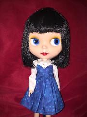 Maddie (Starbright_Sally) Tags: blythe goldie allgoldinone bl