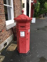 22/06 #hd5 #Dorset #Dorchester West Walks #Penfold postbox (TiggerSnapper) Tags: dorset dorchester penfold hd5