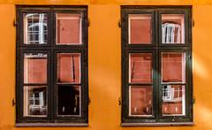 Windows in Copenhagen (janmennens) Tags: windows reflections copenhagen dk cph kopenhagen kbenhavn denemarken spiegelingen vensters hoofdstad