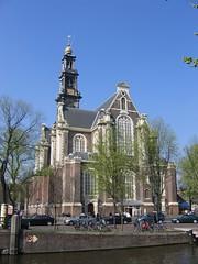 westerkerk amsterdam (chaitanyabijoy) Tags: travel attractions westerkerkamsterdam