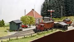 DSC00229 (BluebellModelRail) Tags: buckinghamshire may exhibition aylesbury bankholiday modelrailway 2016 railex p87 stokemandevillestadium obbekaer rdmrc