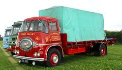 ERF KV Flat Robert Somerset Chapel SJL660 Frank Hilton IMG_3155 (Frank Hilton.) Tags: bus classic car vintage bedford lorry trucks erf morris tractors albion commercials foden atkinson aec fergy