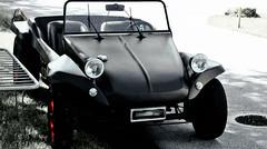 Beach Buggy (Perfect Day_) Tags: summer sun beach nature car buggy beachbuggy canoneos600d
