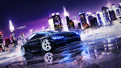 Illuminate (Nux Creative Works) Tags: composite bmw visiongt