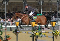 Concentration (Ann of Bere) Tags: show horse jumping royal windsor
